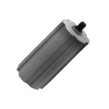 Walzenkapsel für Rundwelle 65, 120 mm lang