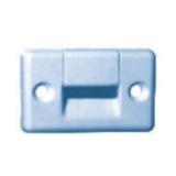 Gurtführung, waagerecht, für 23 mm-Gurte