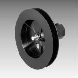 Steckgurtscheibe I für Achtkant-Stahlwelle 40 VE: 10 Stück